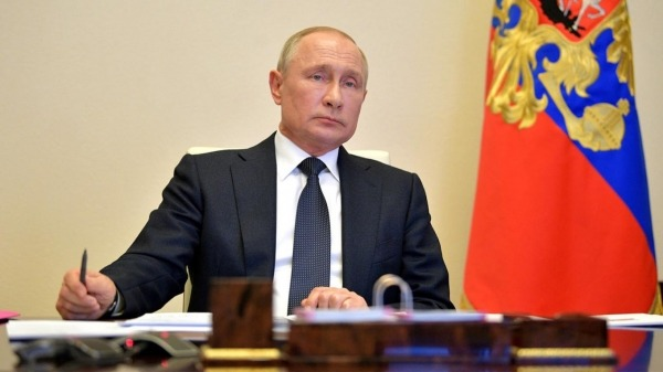 """Путин о """"реальных уроках"""" Второй мировой войны"""