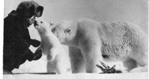 советские полярники
