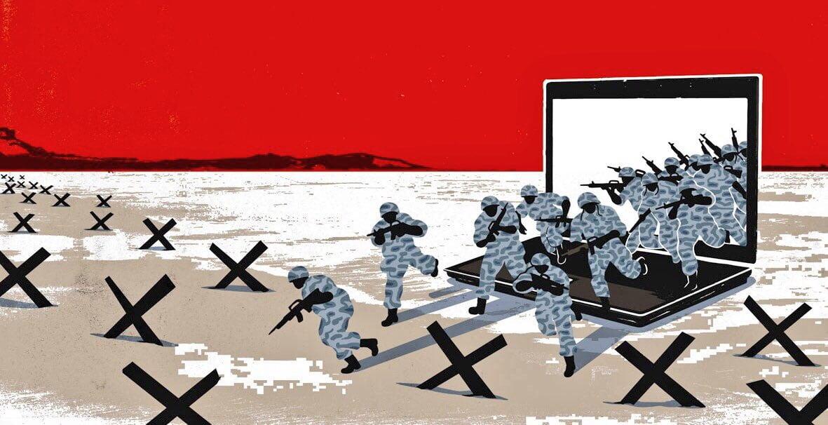 Немного о информационной войне с Россией