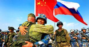Мощный и изменяющий правила игры военный союз России и Китая
