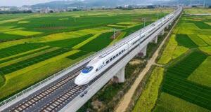 Huawei будет сотрудничать в строительстве российских высокоскоростных магистралей