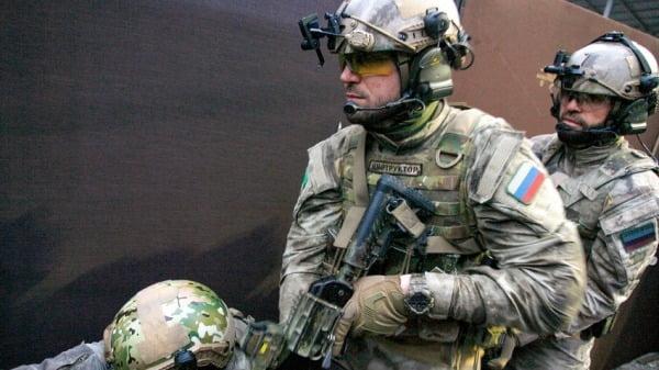 Элитный автомат Калашникова, используемый спецназом ФСБ Альфа