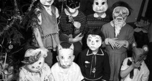 Детские новогодние костюмы своими руками