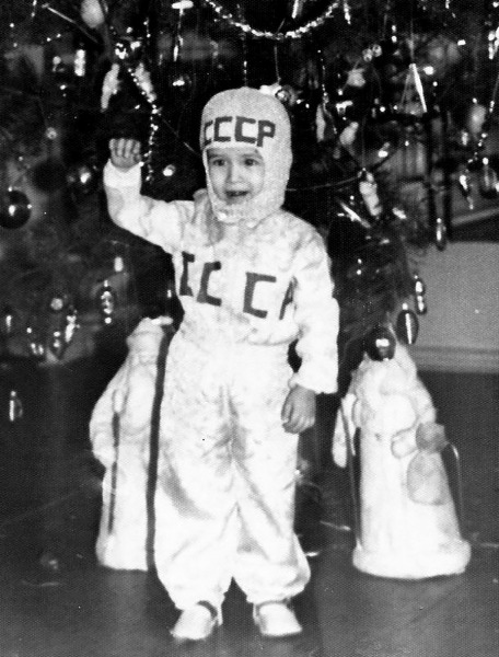 Креативные новогодние костюмы советских времен